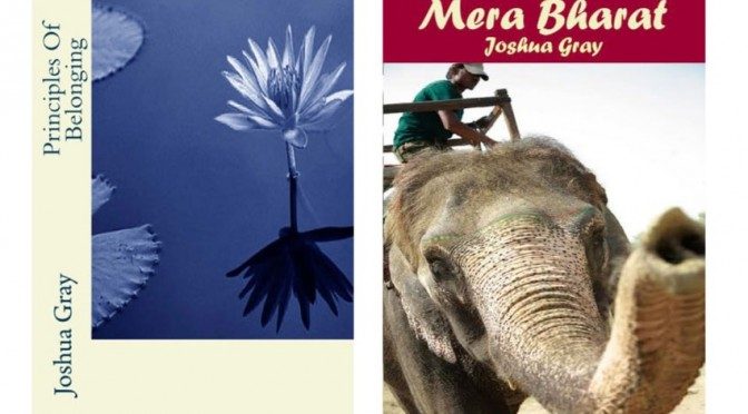 Principles Of Belonging and Mera Bharat books